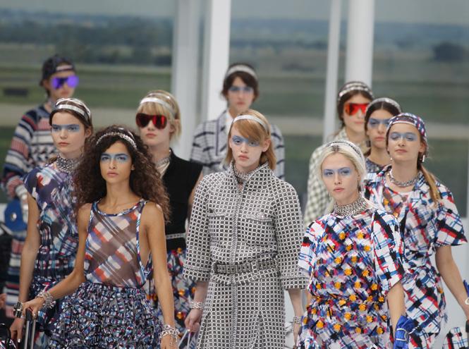 Фото №7 - Неделя моды в Париже: показ Chanel