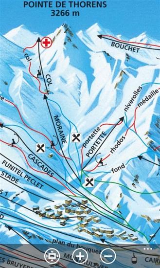 Ski Guide приложение