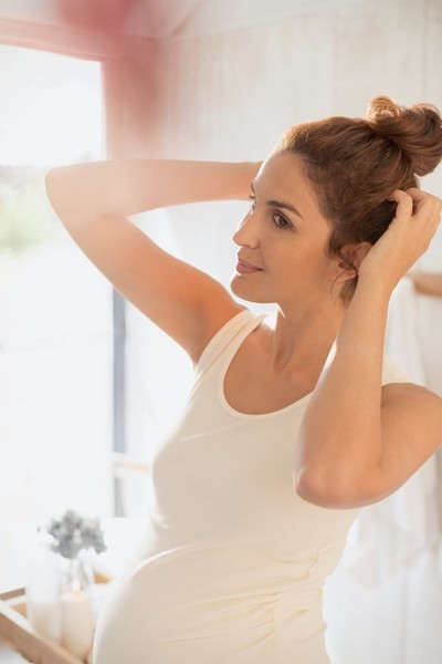как сохранить красоту во время беременности и после родов