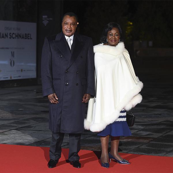 Фото №31 - Боги политического Олимпа: президенты и их жены на званом ужине в Париже
