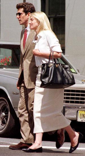 Фото №10 - Правила стиля Кэролин Бессетт-Кеннеди: безупречный минимализм из 90-х