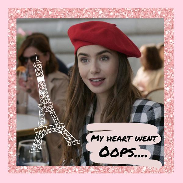 Фото №1 - Второй сезон сериала «Эмили в Париже»: фото со съемок, дата выхода, каст и детали сюжета