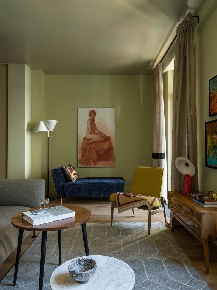 Фото №3 - Квартира 57 м² для молодого инженера: проект Натальи Гергель