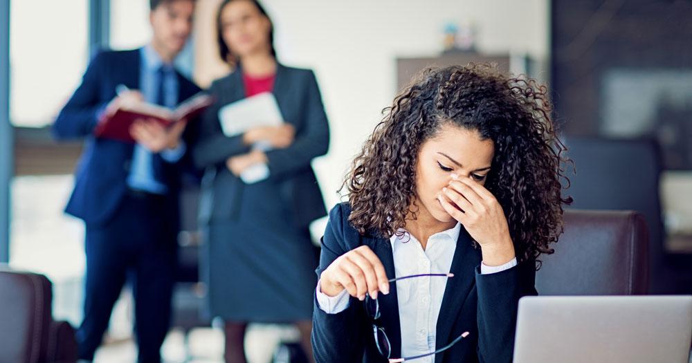 Травля на работе как реагировать