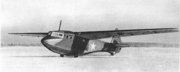 Фото №2 - Броня крепка, а есть еще и крылья!Короткая история летающего танка А-40