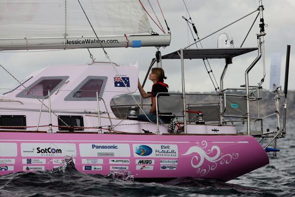 Фото №5 - 16-летняя яхтсменка обогнула земной шар