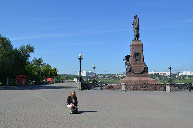 Фото №1 - Иркутск и зеленая линия: знакомимся с городом