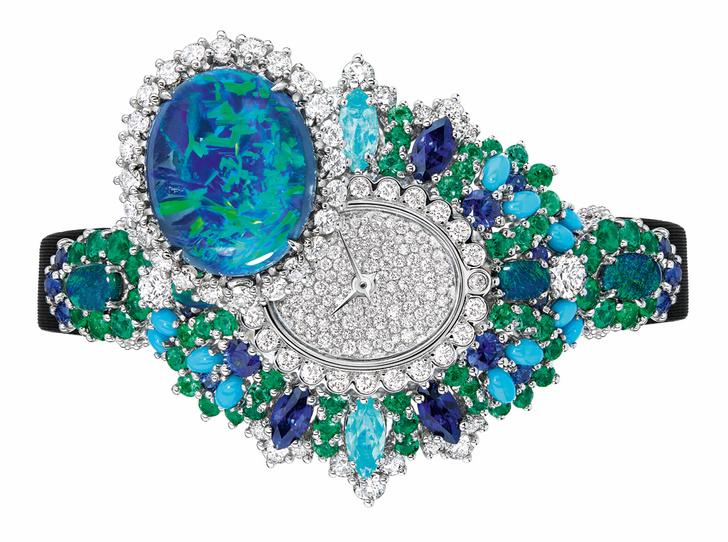 Фото №9 - Философский камень: опал в новой коллекции Dior et d'Opales