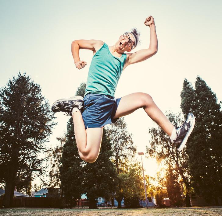 Фото №1 - 3 вида тренировок, которые лучше всего помогают от депрессии