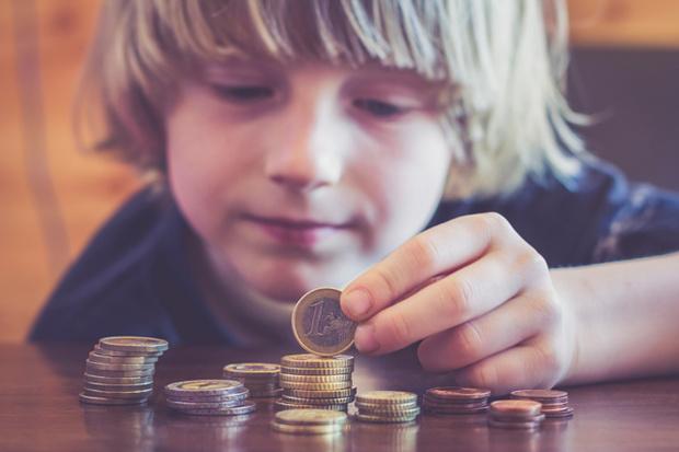 Фото №1 - Дети и деньги: как вырастить миллионера