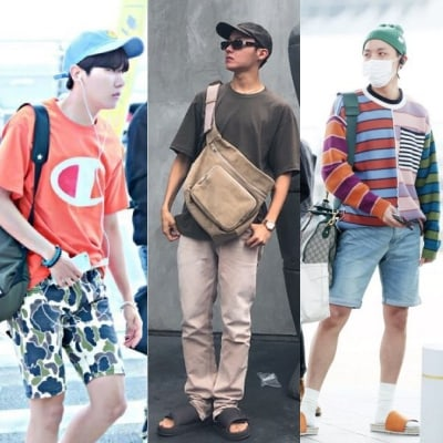 Фото №8 - BTS fashion looks: учимся одевать своего парня в стиле любимых айдолов
