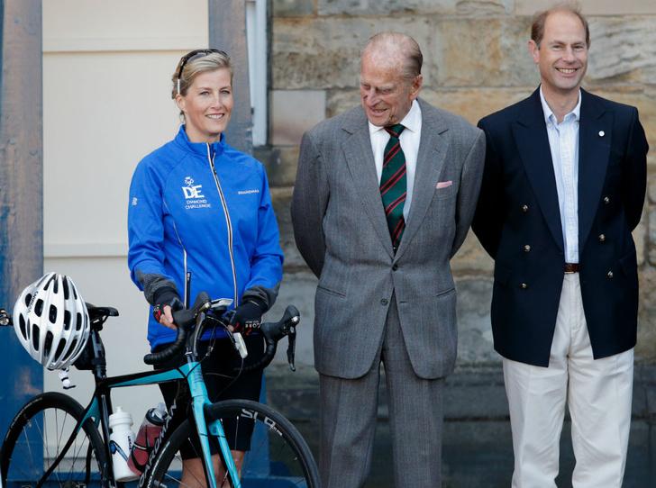 Фото №4 - Невестка мечты: как Софи Уэссекская очаровала принца Филиппа