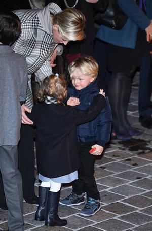 Фото №17 - Принц Жак и принцесса Габриэлла: четвертый год в фотографиях
