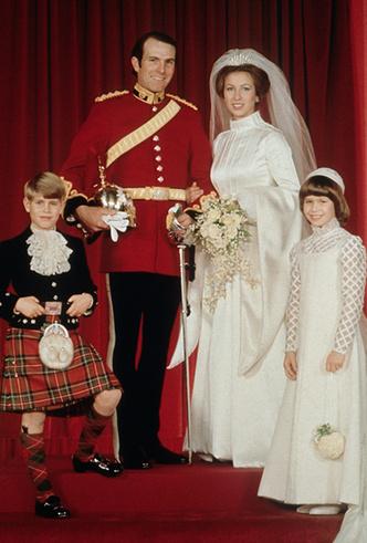Фото №10 - Первая свадьба принцессы Анны: как выходила замуж дочь Елизаветы II