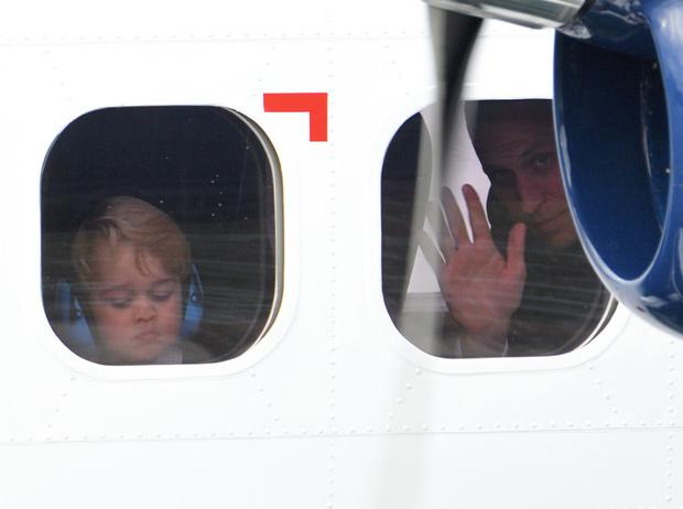 Фото №2 - Почему принц Джордж не получит титул своего отца
