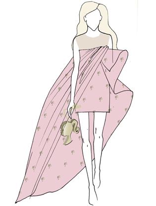 Фото №5 - В полном расцвете: Alena Akhmadullina для Barbie
