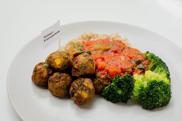 Фото №1 - Пора овощей и фруктов: 3 легких блюда для твоего летнего меню