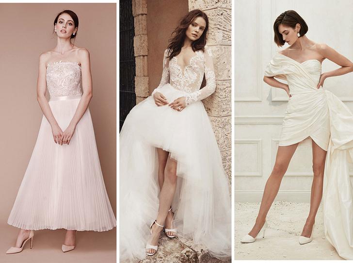 Фото №1 - Завершающий штрих: как выбрать обувь для свадебного образа