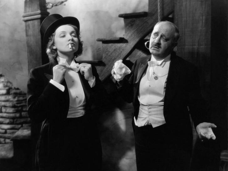 Фото №7 - Ангел и демон во плоти: тайные романы и темные секреты Марлен Дитрих