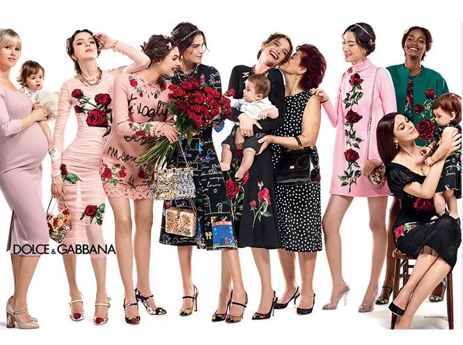 Фото №13 - Новая рекламная кампания Dolce&Gabbana