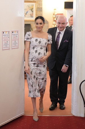 Фото №32 - Стильная беременность Меган Маркл: главные модные предпочтения герцогини