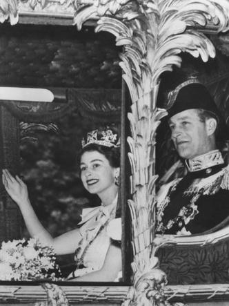 Фото №3 - Каким мужем принц Филипп был для Елизаветы II