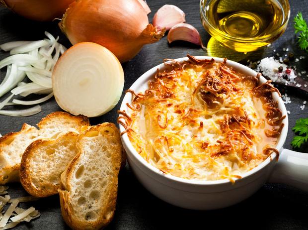 Фото №1 - Как едят супы во Франции и Италии (с традиционными рецептами)