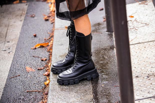 Старые лакированные туфли могут обрести новую жизнь