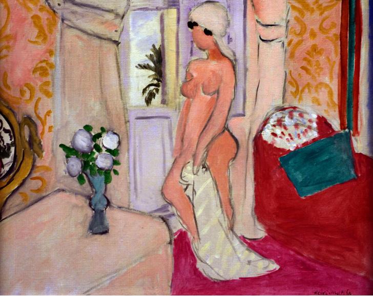 Картина Матисса