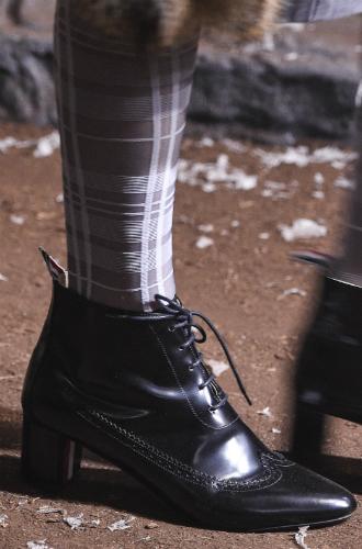 Фото №50 - Самая модная обувь сезона осень-зима 16/17, часть 1