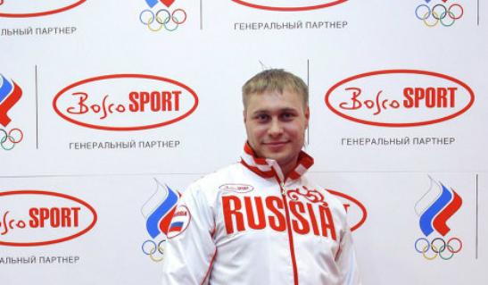 Дмитрий Абрамович, бобслей