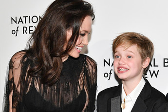 Трудный подросток: Шайло Джоли-Питт в детстве и сейчас