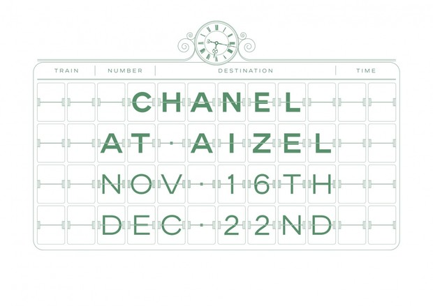 Фото №1 - Круизная коллекция Chanel появится вконцепт-сторе  Aizel