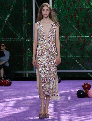 Фото №41 - Неделя Высокой моды в Париже: Dior Couture AW2015/16