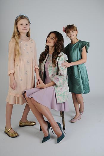 Фото №3 - Телеведущая Ольга Ушакова: «Хочу, чтобы дочери любили себя такими, какие они есть»