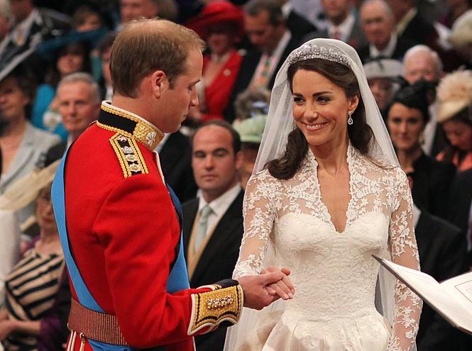 Фото №21 - Свадебный королевский этикет: что можно и чего нельзя делать на бракосочетании Гарри и Меган
