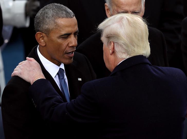 Фото №3 - «Теневой президент»: куда пропал Барак Обама (и к чему он готовится)