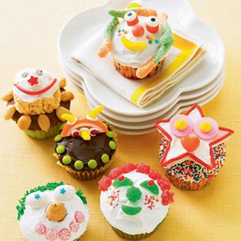 Cupcakes «Пина Колада»