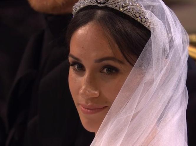 Фото №55 - Свадьба Меган Маркл и принца Гарри: как это было (видео, фото, комментарии)