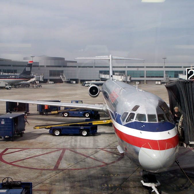 Фото №1 - Американцы проверяют самолеты