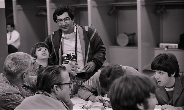Фото №1 - MAXIM рецензирует фильм «Джим Маршалл: Рок-н-ролл в объективе»