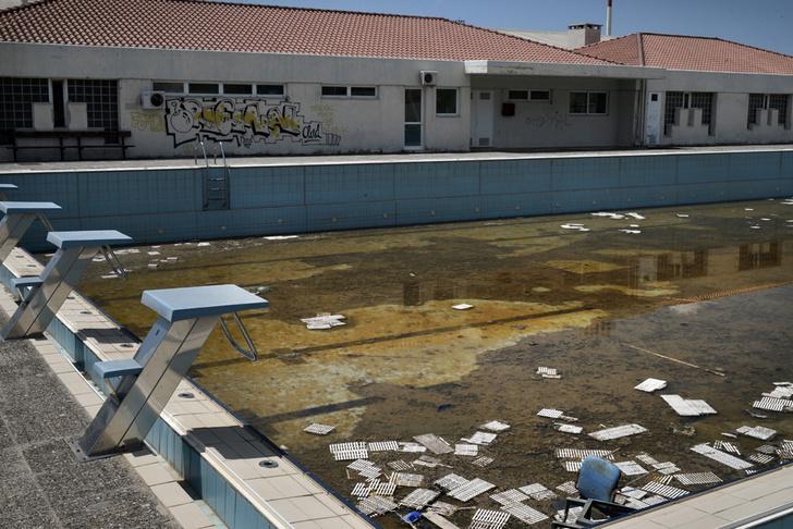 Фото №6 - Стадионы в забвении: 5 городов с заброшенными олимпийскими объектами