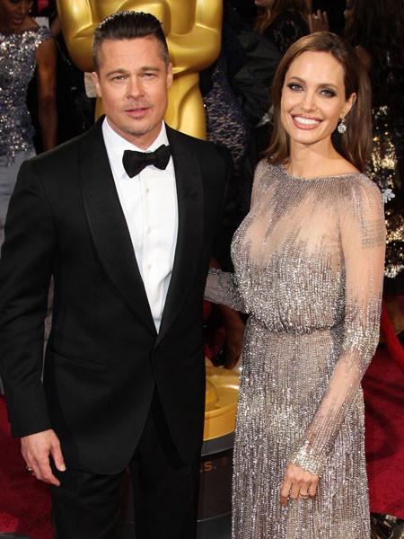 Фото №2 - Питт и Джоли: как пережить кризис в отношениях