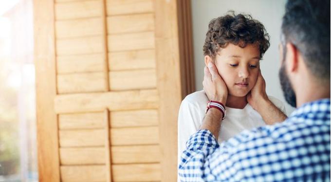 Взгляд отца: что он значит для мальчика?