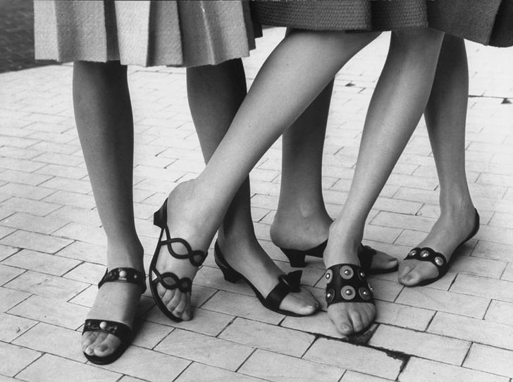 Фото №4 - Секреты моделей: идеальные ноги