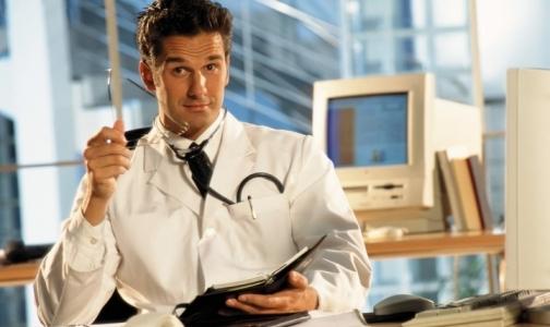 Фото №1 - Где врачам искать высокооплачиваемую работу в Петербурге