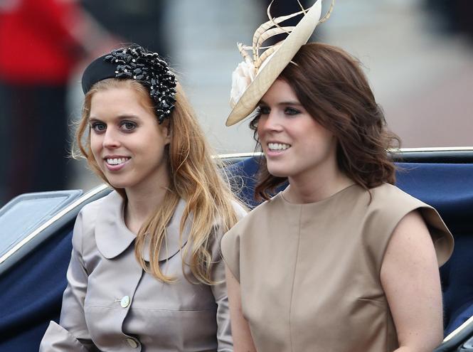 Фото №5 - Быть как Кейт Миддлтон: принцессы Беатрис и Евгения просятся на Королевскую службу