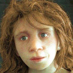 Фото №1 - Часть неандертальцев была рыжей и светлокожей