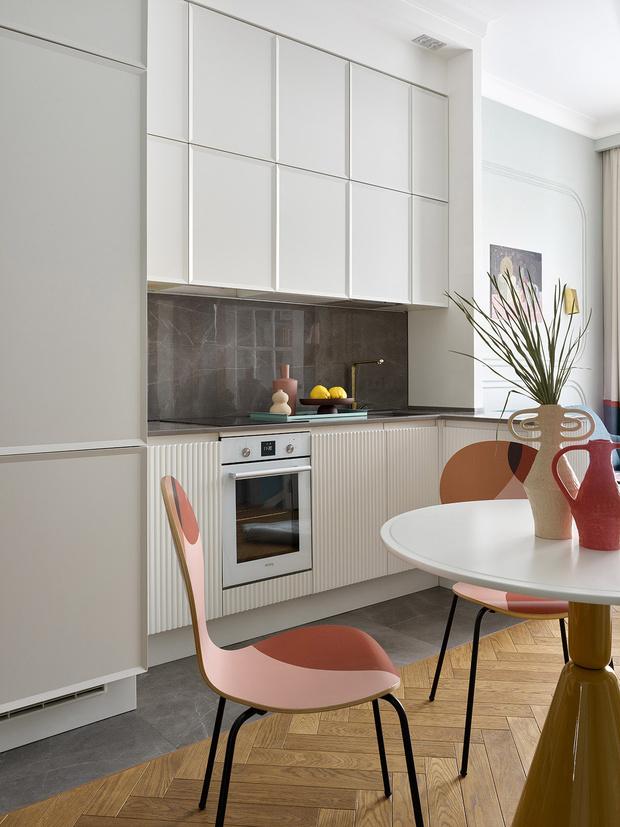 Фото №3 - Квартира для семьи из четырех человек в Москве