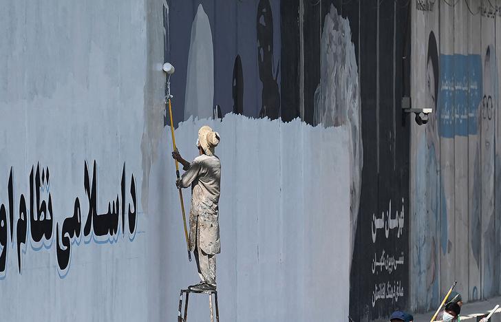 Фото №6 - Что за месяц сделали талибы с Афганистаном (красноречивые фото)